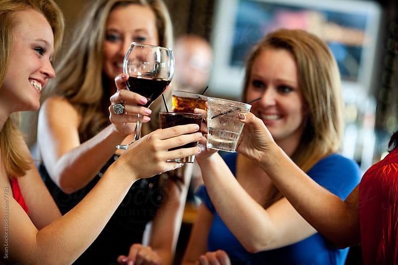 Bar: Focus on Celebration Toast by Sean Locke for Stocksy United