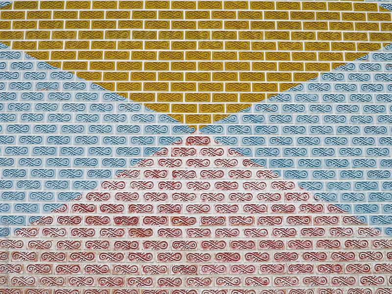 brick wall by jira Saki for Stocksy United