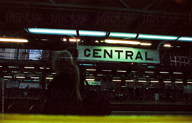 Central Station by Felipe Neves for Stocksy United