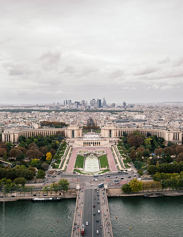 Palais de Chaillot by ACALU Studio for Stocksy United