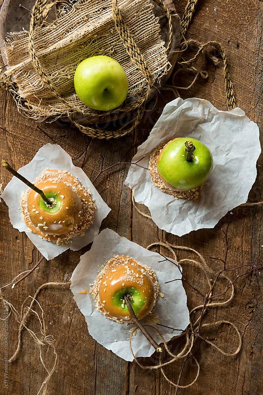 Carmel Apples by Jeff Wasserman for Stocksy United