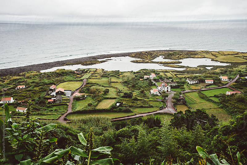Faial, São Jorge, Azores by Ryan Dearth Photography for Stocksy United