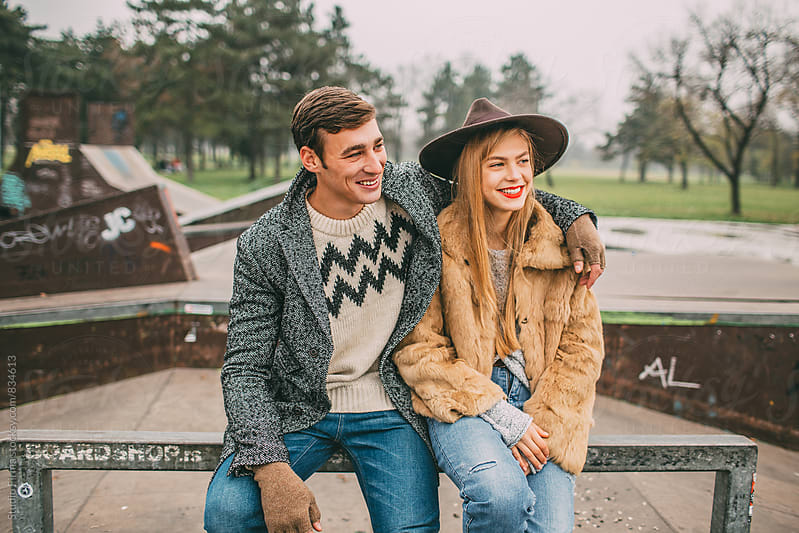 Love on a Winter's Day by Studio Firma for Stocksy United