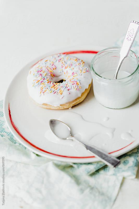 Donut by Tatjana Zlatkovic for Stocksy United