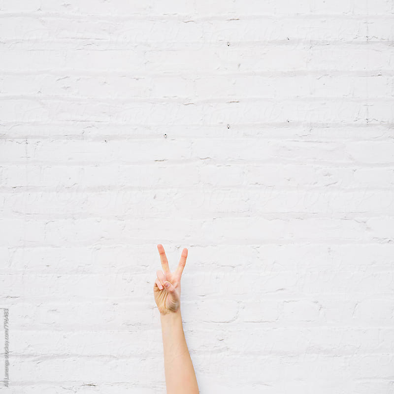Peace by Ali Lanenga for Stocksy United