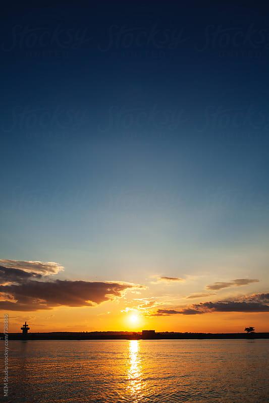 sunset by MEM Studio for Stocksy United