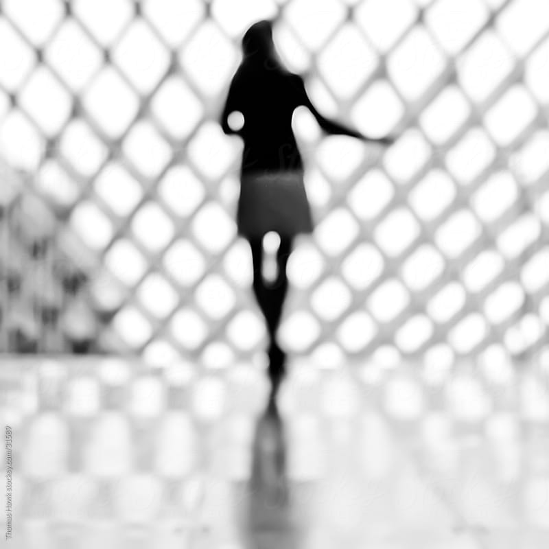Out of Focus Woman by Thomas Hawk for Stocksy United