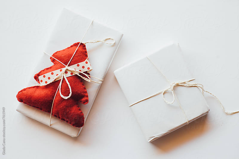 Christmas gift by Giada Canu for Stocksy United
