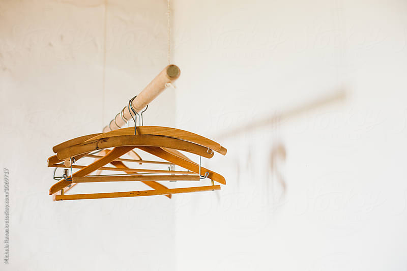 Hangers by michela ravasio for Stocksy United