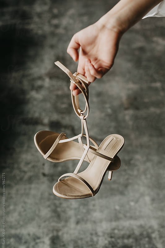 Shoes by Sara K Byrne Photography for Stocksy United