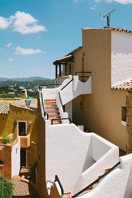 Rural Mediterranean Villa by VICTOR TORRES for Stocksy United