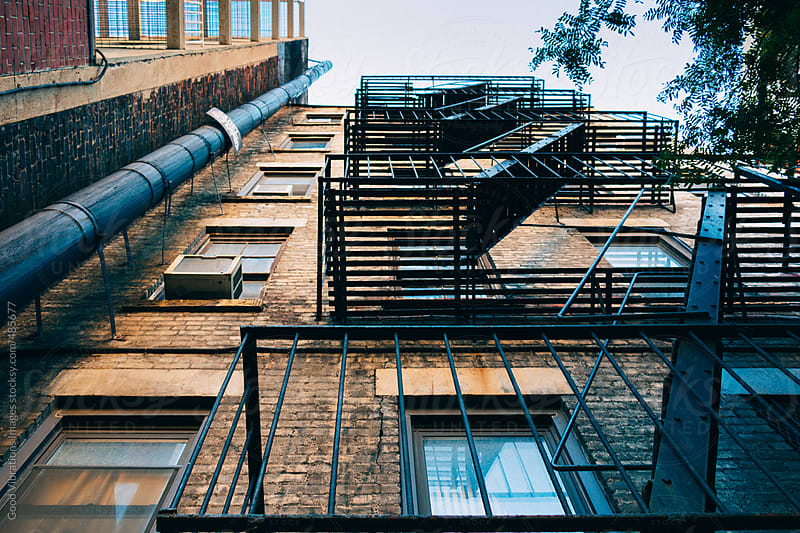 Architecture in New York City by Good Vibrations Images for Stocksy United