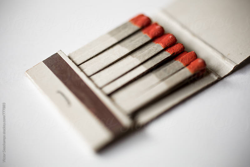Matchbook by Victor Deschamps for Stocksy United