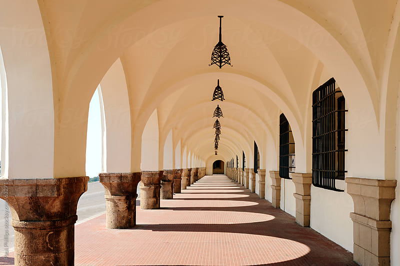 The Venetian Governor's Palace in Rhodes, Greece by Paul Phillips for Stocksy United