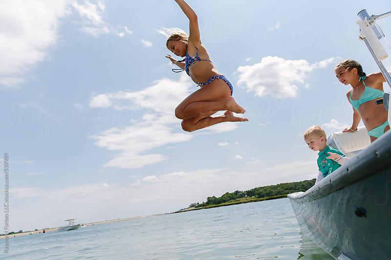Summer Fun by Raymond Forbes LLC for Stocksy United