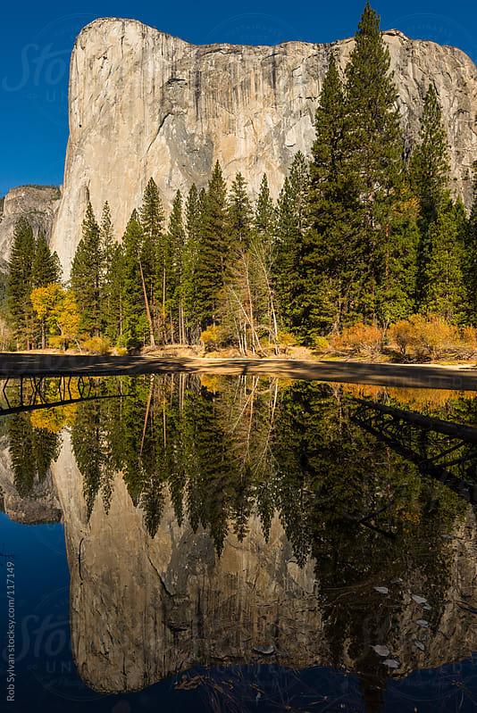 El Capitan Reflection by Rob Sylvan for Stocksy United
