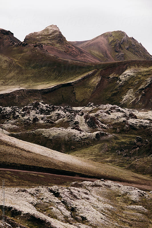 Landmannalaugar, Iceland. by Nirav Patel for Stocksy United