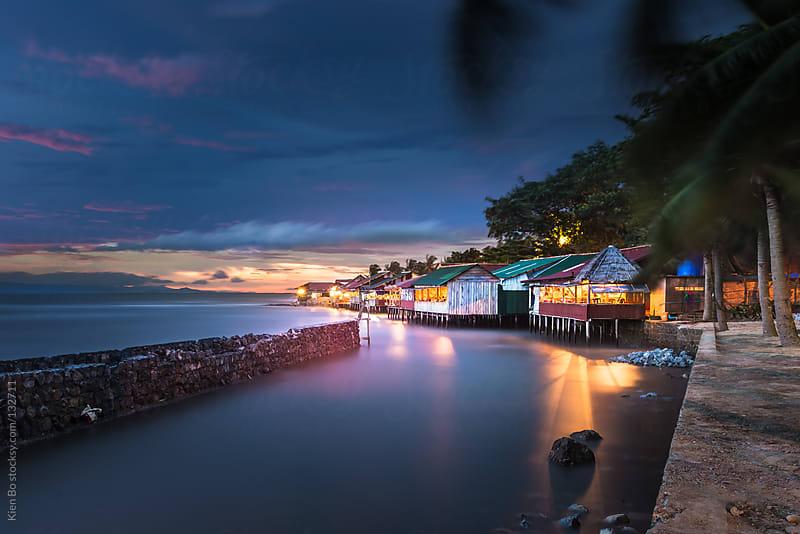 Beside the beach by Kien Bo for Stocksy United