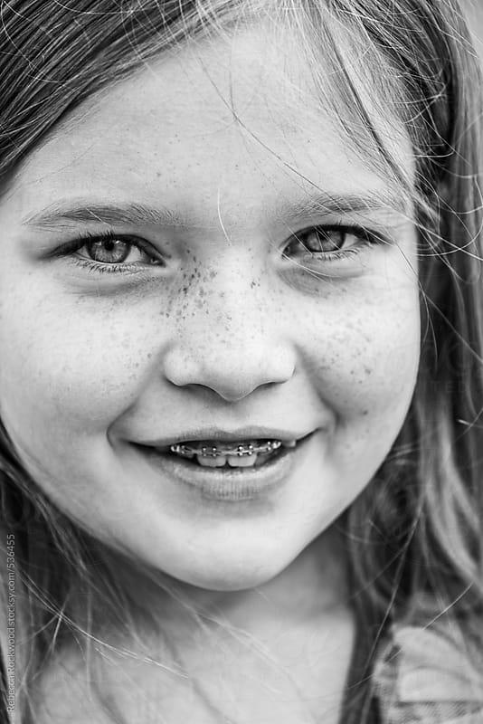 beautiful girl by Rebecca Rockwood for Stocksy United