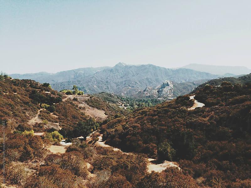 California Landscape by luke + mallory leasure for Stocksy United