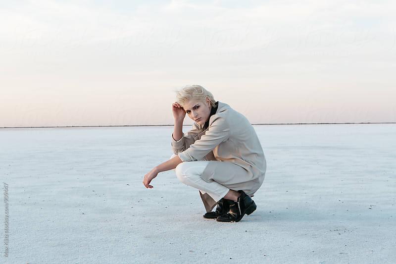Salt & Solitude. by Max Kütz for Stocksy United