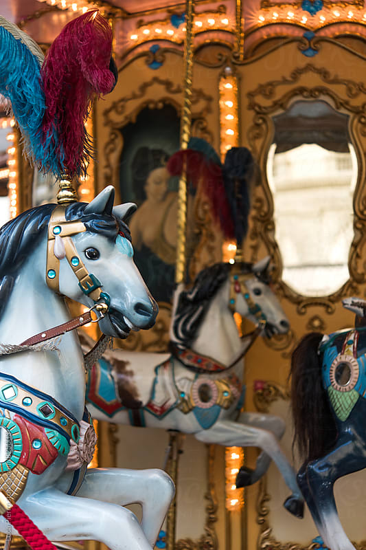 Carousel by Luca Pierro for Stocksy United
