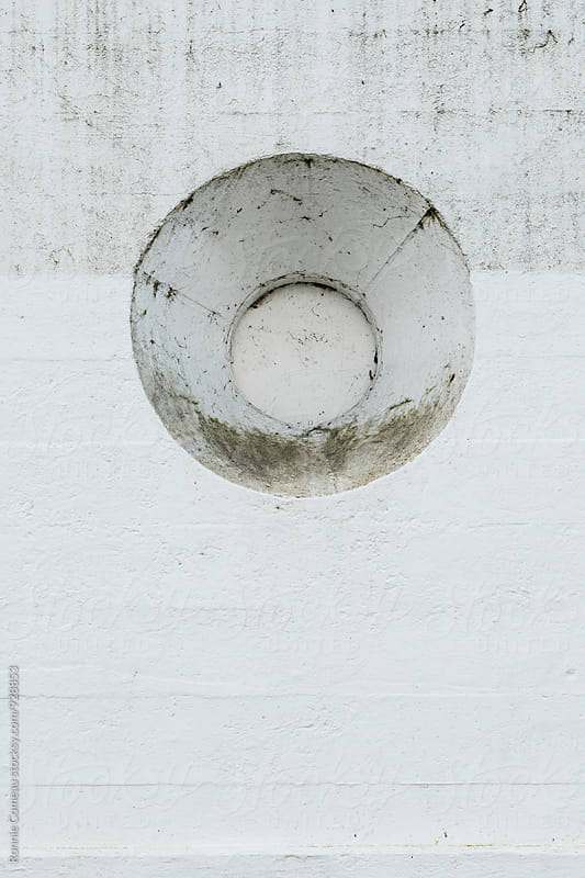 Hole In A Wall by Ronnie Comeau for Stocksy United