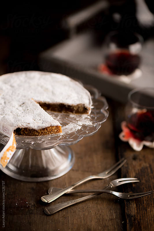 Panforte di Siena  by Laura Adani for Stocksy United