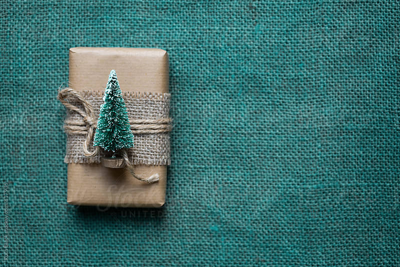 Christmas gift by Ruth Black for Stocksy United