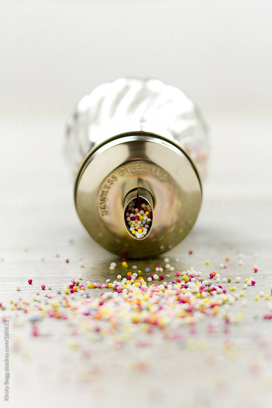 Spilt sprinkles by Kirsty Begg for Stocksy United