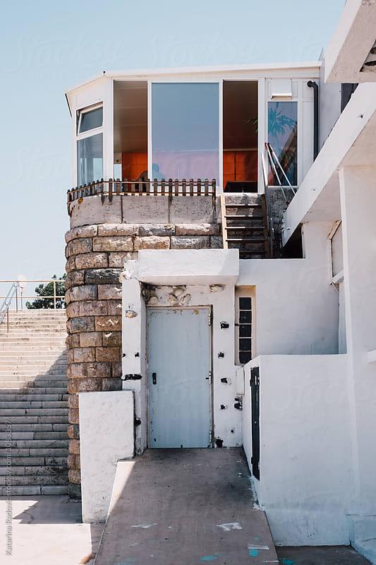 Old Potugese Houses by Katarina Radovic for Stocksy United