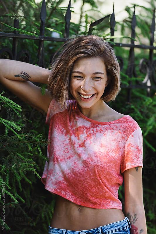 Teenage girl by Milles Studio for Stocksy United