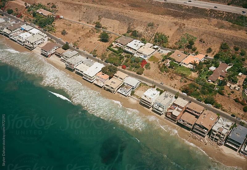 Malibu Coast by Skyler Dahan for Stocksy United