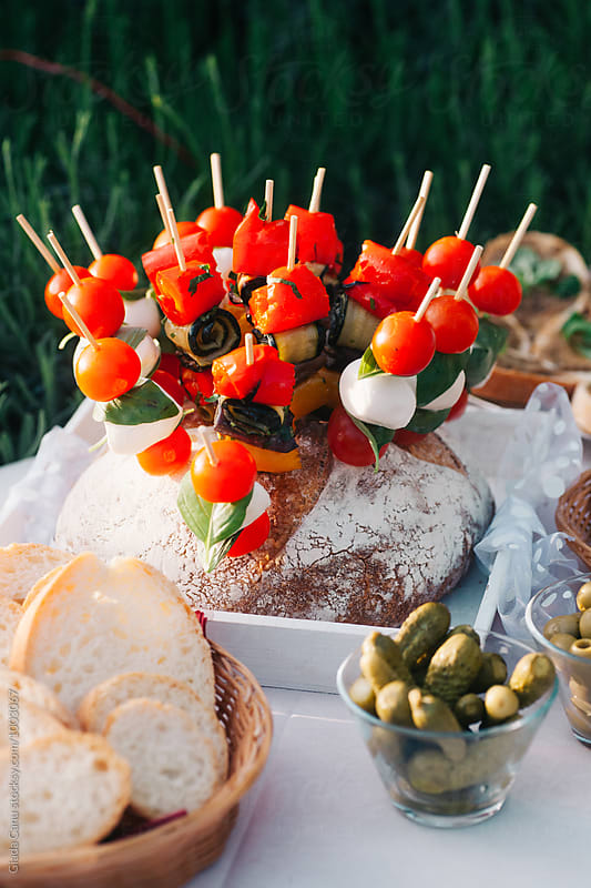 Italian aperitif by Giada Canu for Stocksy United