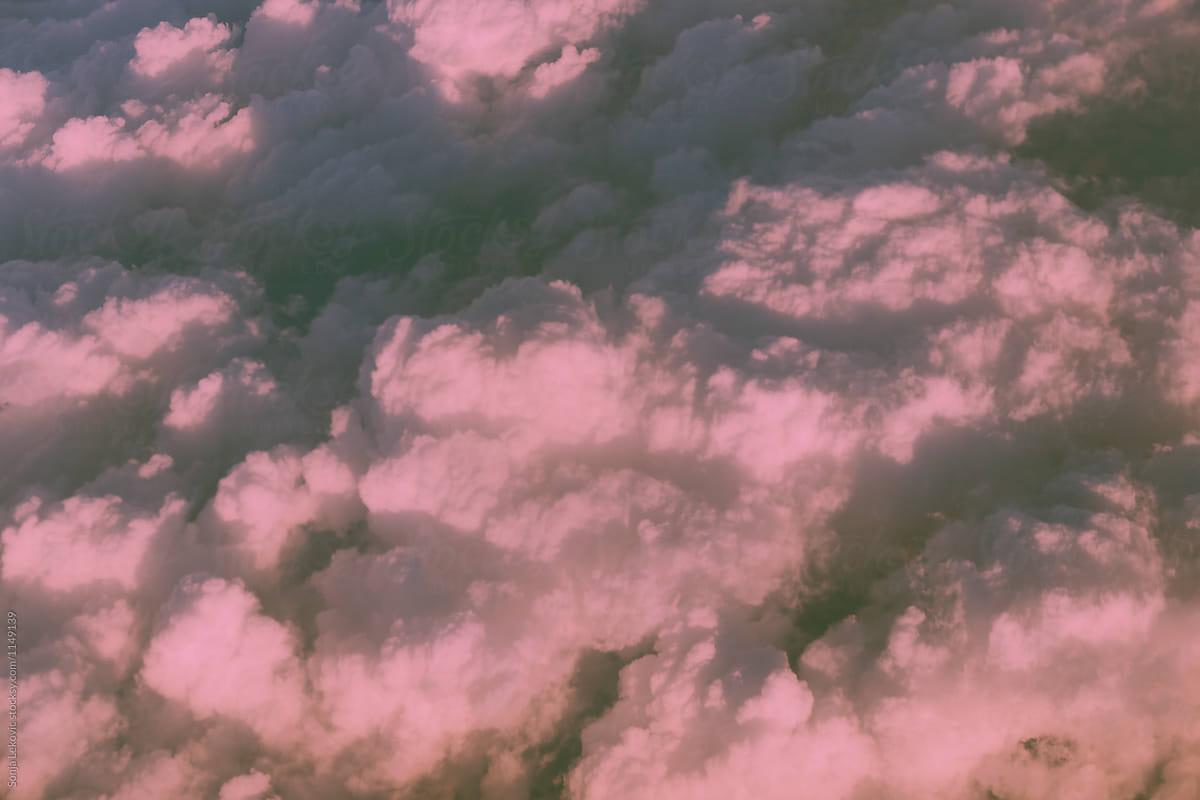 dreamy pink clouds background by sonja lekovic cloud pink stocksy united dreamy pink clouds background by sonja
