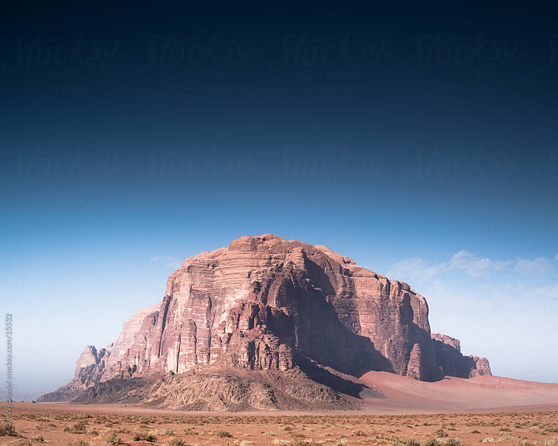 Desert Mountain by Micky Wiswedel for Stocksy United