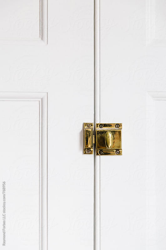 Cabinet Hardware in Home by Raymond Forbes LLC for Stocksy United