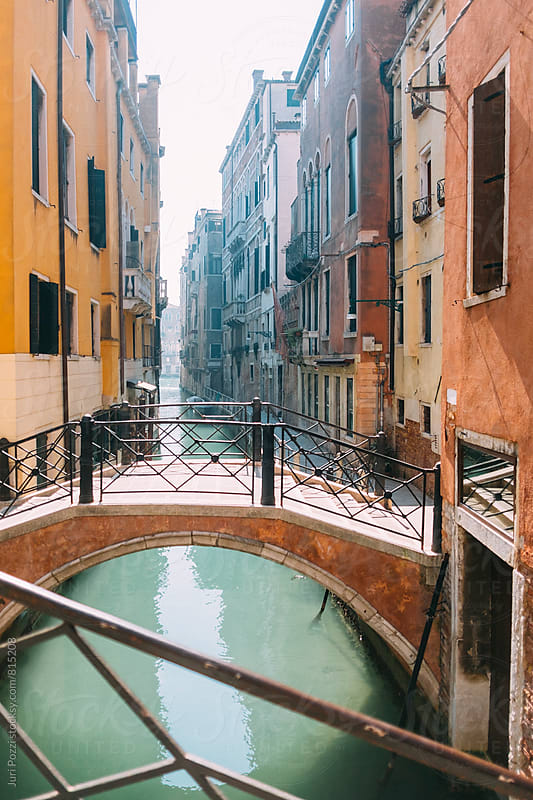A Venice canal by Juri Pozzi for Stocksy United