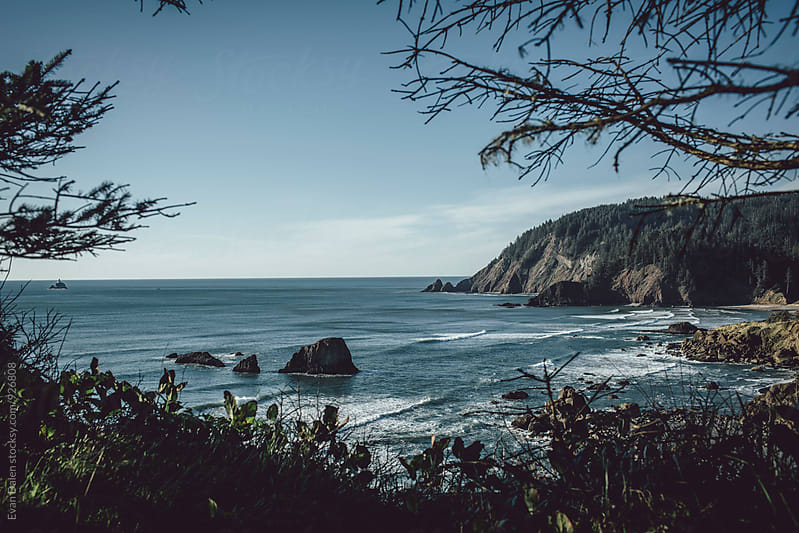 Oregon Coast View by Evan Dalen for Stocksy United