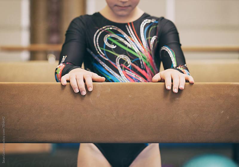 Gymnastics:  by Sean Locke for Stocksy United
