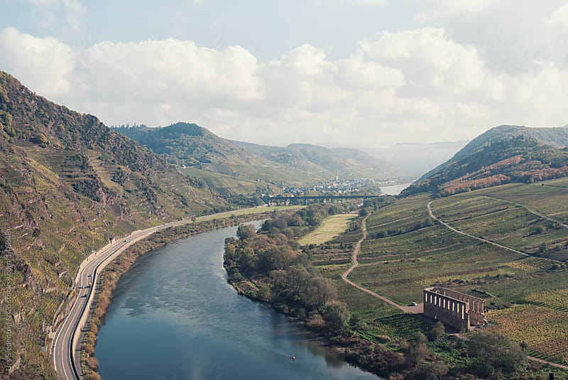River Mosel by Urs Siedentop & Co for Stocksy United
