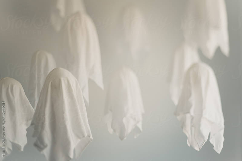Ghosts by Melanie DeFazio for Stocksy United
