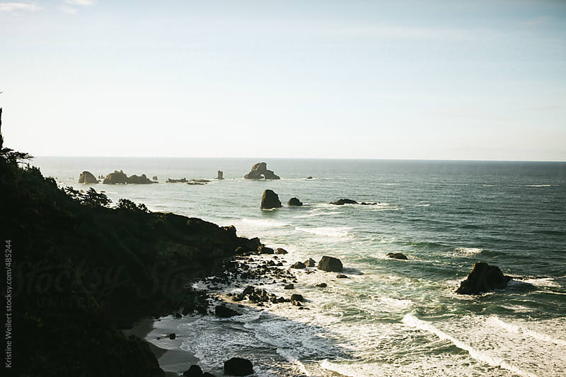 A Rocky Oregon Coast by Kristine Weilert for Stocksy United