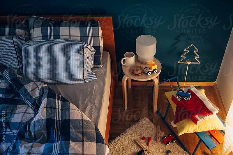 Little Boy's Bedroom by Lumina for Stocksy United