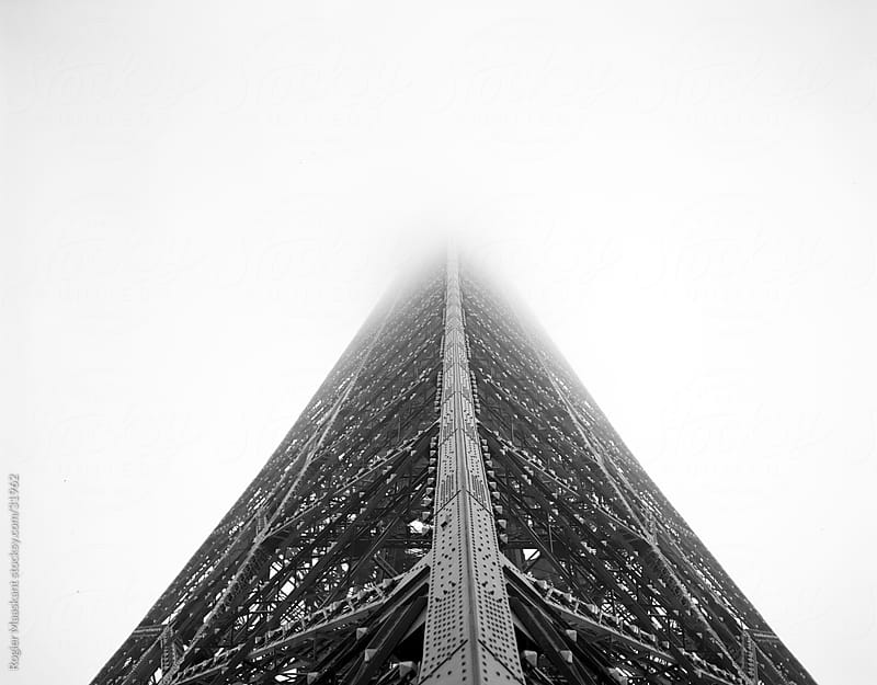 Eiffeltower by Rogier Maaskant Photography/Film/Concept for Stocksy United