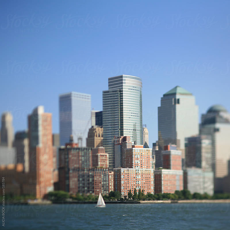 New York Harbor by ALICIA BOCK for Stocksy United