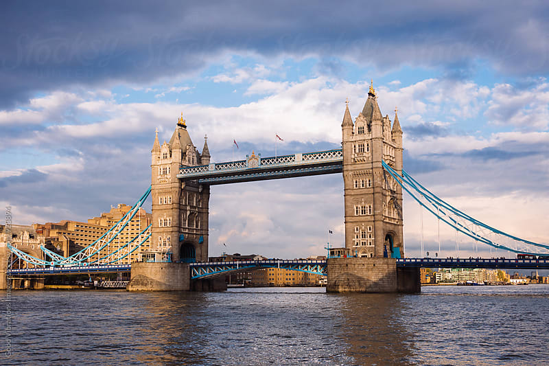 Tower Bridge, London by Good Vibrations Images for Stocksy United