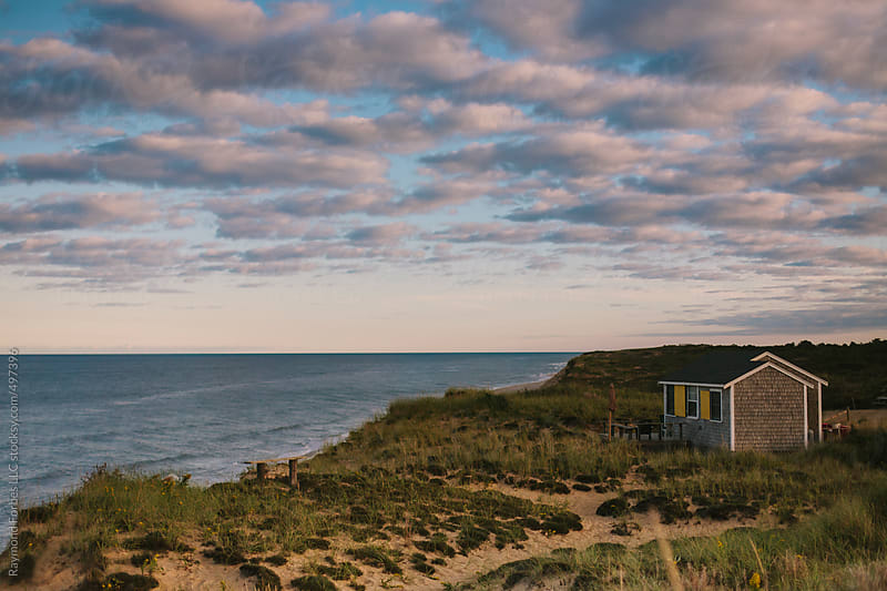 Cottage on Cape Cod by Raymond Forbes LLC for Stocksy United