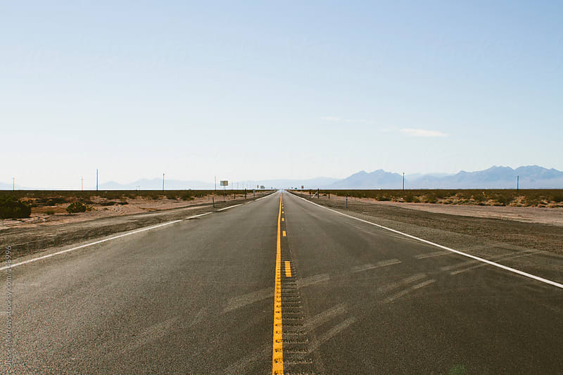 Road to nowhere by Jesse Morrow for Stocksy United