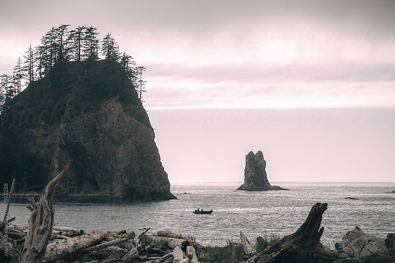 Washington beaches by Jake Elko for Stocksy United